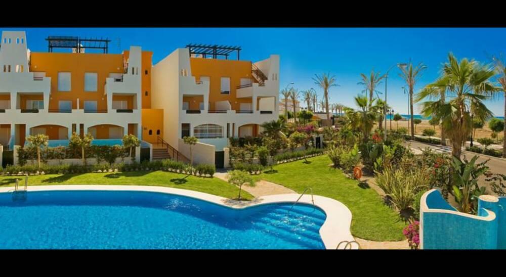 Holidays at Paraiso Playa Apartaments in Vera, Costa de Almeria