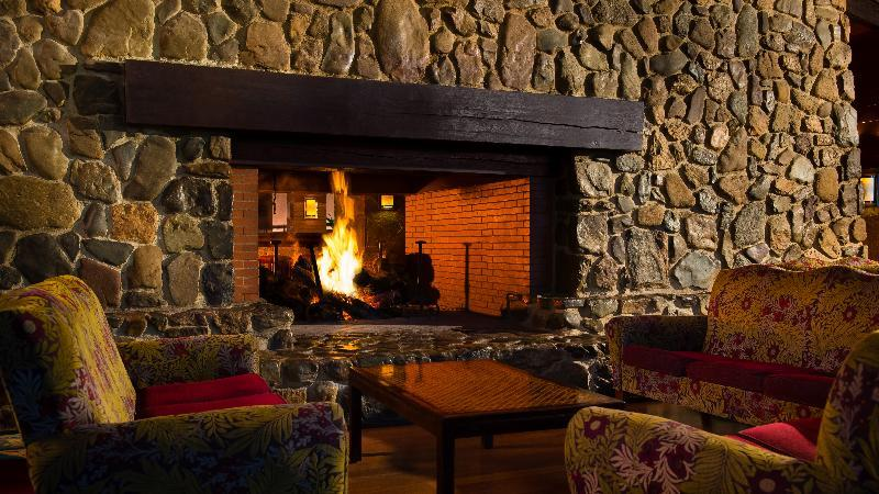 Disney 39 s sequoia lodge hotel disneyland paris france for Hotels eurodisney