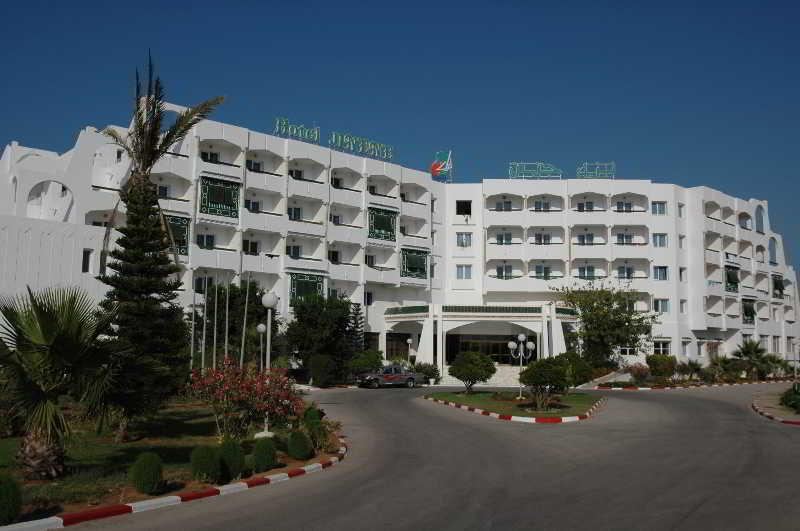 Holidays at Jinene Hotel in Sousse, Tunisia
