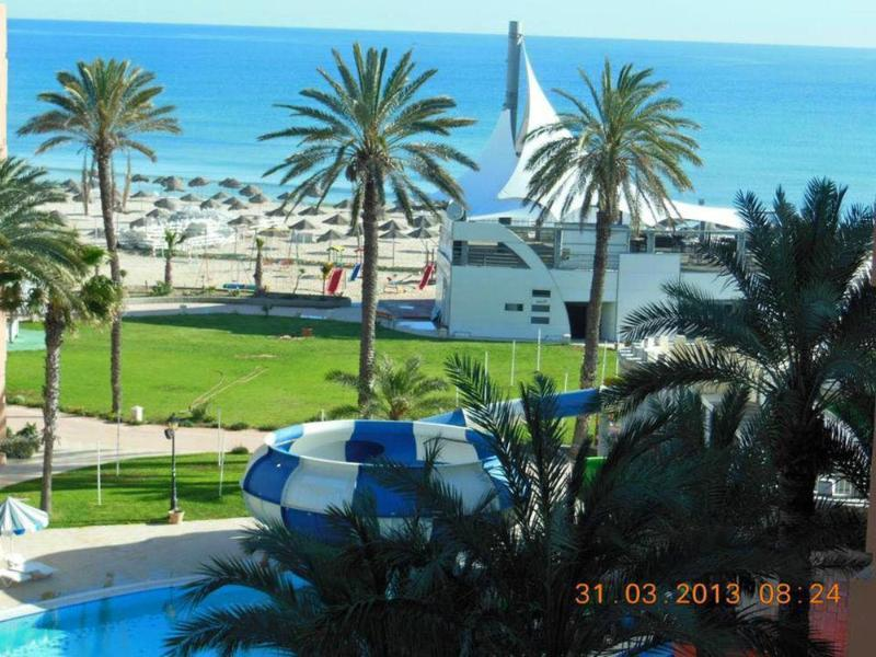 Holidays at Marabout Hotel in Sousse, Tunisia