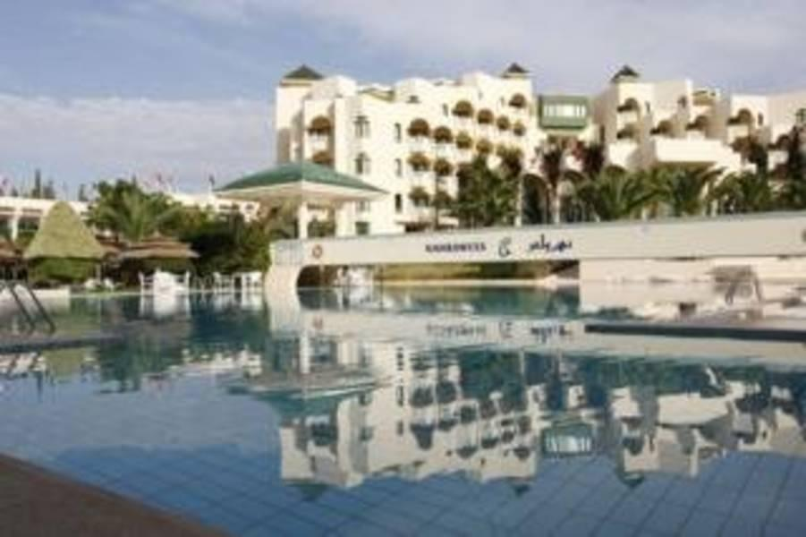 Holidays at Nahrawess Hotel and Thalasso in Hammamet, Tunisia
