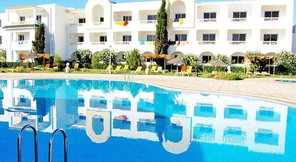 Holidays at Zodiac Hotel in Hammamet Yasmine, Tunisia