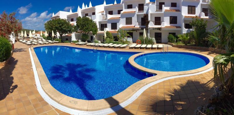 Nelva Resort, Cala'n Porter, Menorca, Spain. Book Nelva ...