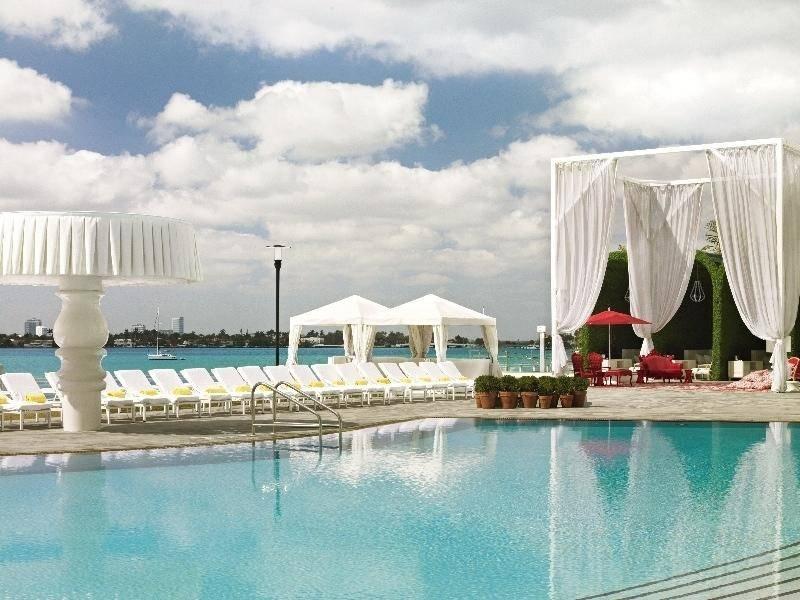 Holidays at Mondrian South Beach Hotel in Miami Beach, Miami