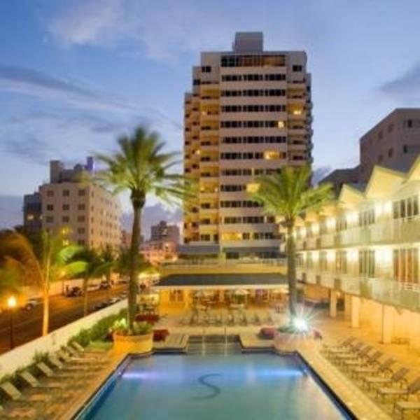 Holidays at Shelborne Wyndham Grand South Beach in Miami Beach, Florida