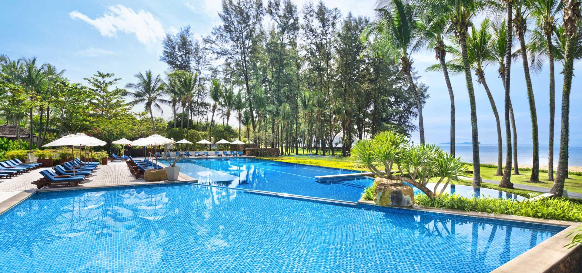 Holidays at Dusit Thani Krabi Beach Resort in Krabi, Thailand