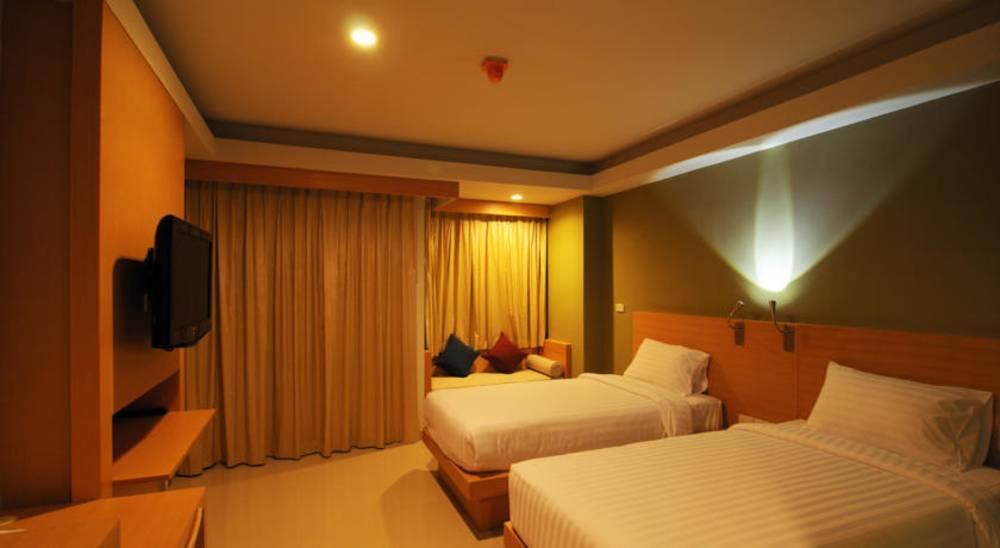 Holidays at Aspery Hotel in Phuket Patong Beach, Phuket