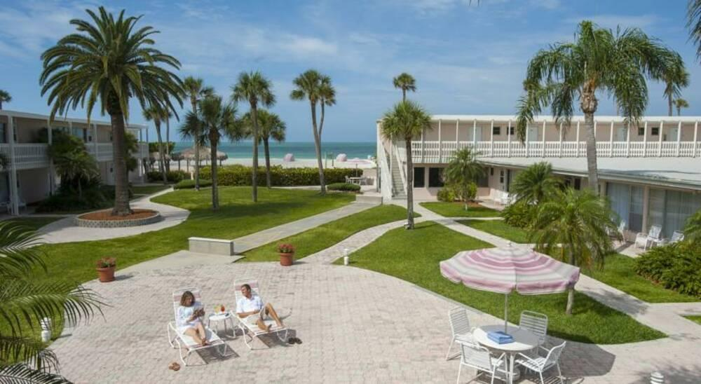 Holidays at Sandcastle Resort at Lido Beach in Sarasota, Florida