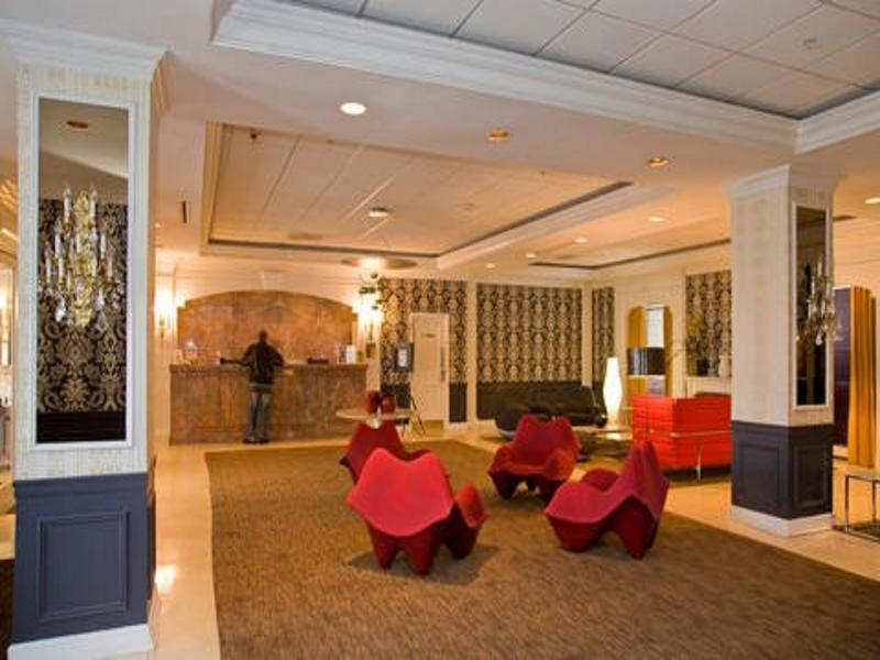 Holidays at Capitol Skyline Hotel in Washington DC, District Of Columbia