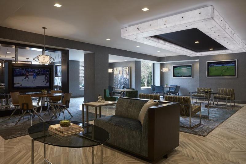 Crystal City Gateway Marriott Hotel