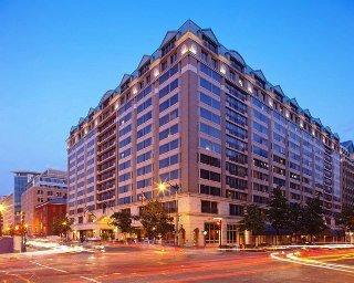 Holidays at Grand Hyatt Washington Hotel in Washington DC, District Of Columbia
