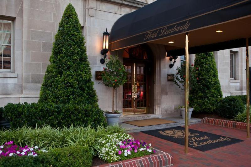 Holidays at Lombardy Hotel in Washington DC, District Of Columbia