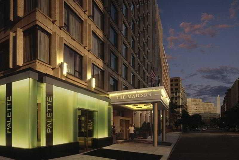 Holidays at Loews Madison Hotel in Washington DC, District Of Columbia