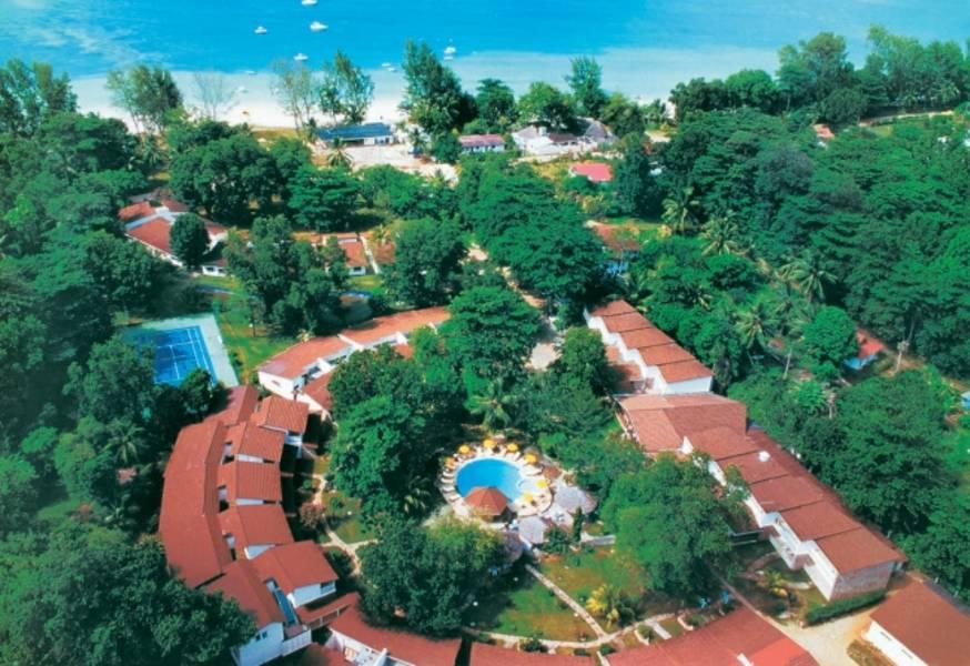 Holidays at Berjaya Praslin Beach Hotel in Praslin, Seychelles