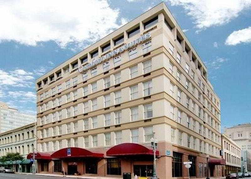 Holidays at Fairfield Inn and Suites New Orleans Hotel in New Orleans, Louisiana