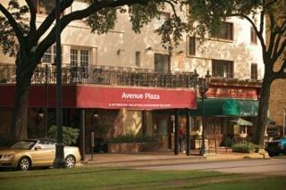Holidays at Avenue Plaza Resort in New Orleans, Louisiana