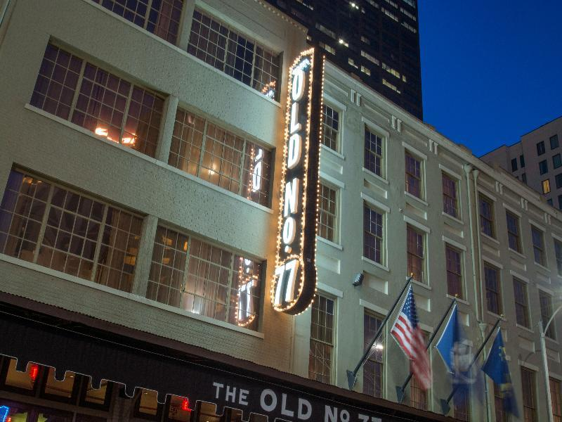 Holidays at Old No 77 Hotel and Chandlery in New Orleans, Louisiana