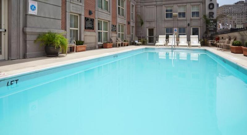 Holidays at Astor Crowne Plaza Hotel in New Orleans, Louisiana