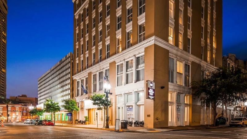 Holidays at Best Western St Christopher Hotel in New Orleans, Louisiana