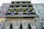 Holidays at Bienville House Hotel in New Orleans, Louisiana