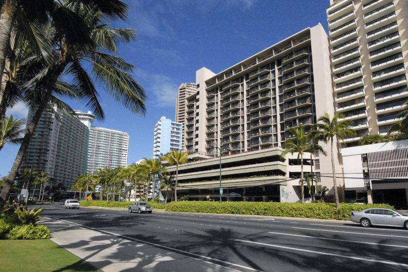 Holidays at Aqua Palms & Spa Hotel in Waikiki, Oahu