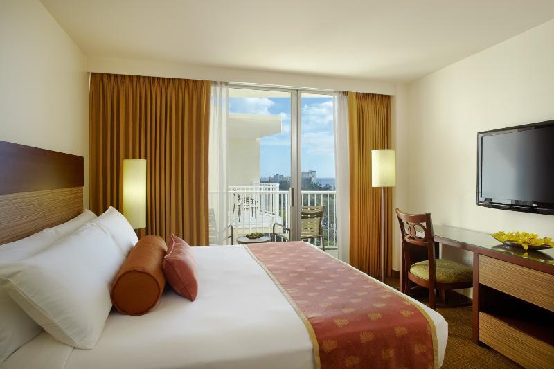Aqua Park Shore Waikiki Hotel