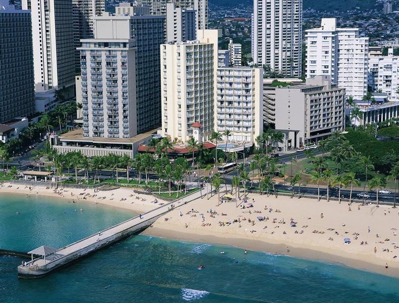 Holidays at Aqua Park Shore Waikiki Hotel in Waikiki, Oahu