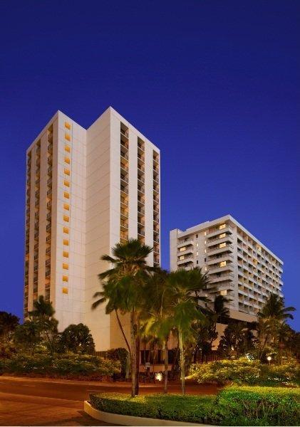 Hyatt Palace Hotel Waikiki