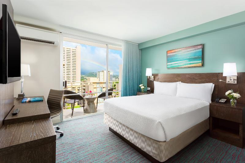 Holidays at Courtyard By Marriott Waikiki Beach Hotel in Waikiki, Oahu