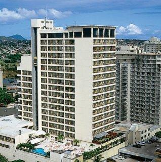 Holidays at Miramar At Waikiki Hotel in Waikiki, Oahu