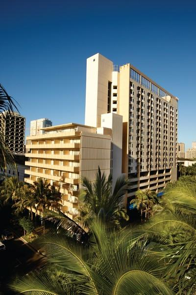 Holidays at Ohana Waikiki Malia Hotel in Waikiki, Oahu