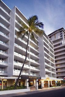 Outrigger Regency On Beachwalk Hotel