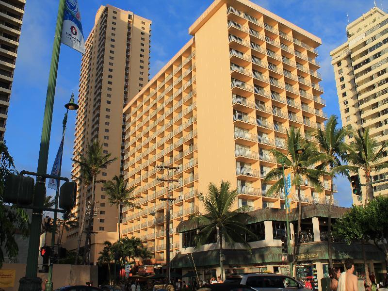 Holidays at Pacific Beach Hotel Waikiki in Waikiki, Oahu