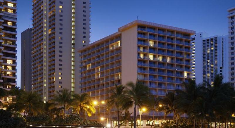 Holidays at Pacific Beach Hotel Waikiki in Waikiki, Oahu