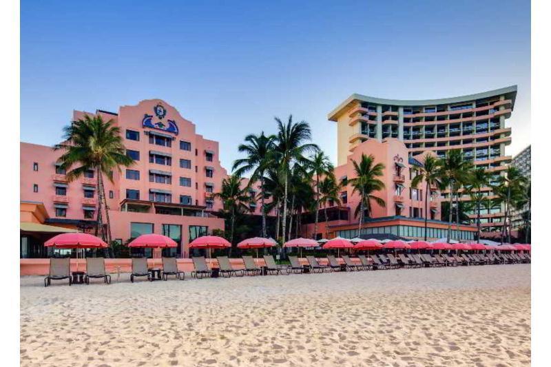 Holidays at Royal Hawaiian Hotel in Waikiki, Oahu