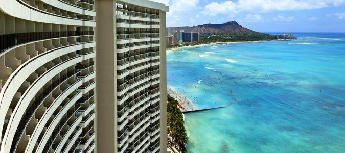 Holidays at Sheraton Waikiki Hotel in Waikiki, Oahu