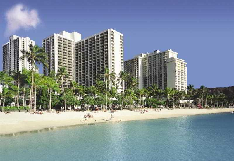 Waikiki Beach Marriott Resort & Spa Hotel