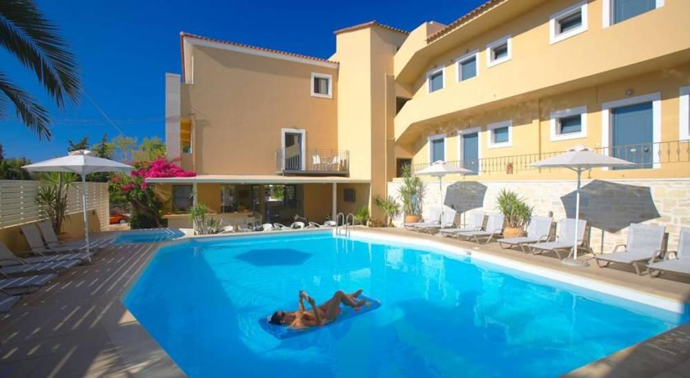 Holidays at La Stella Apartments and Suites Hotel in Platanias Rethymnon, Rethymnon