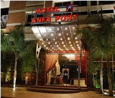 Holidays at Anfa Port Hotel in Casablanca, Morocco