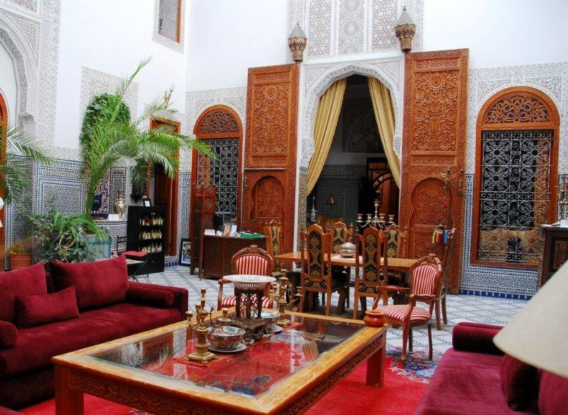 Holidays at Riad Damia Hotel in Fes, Morocco