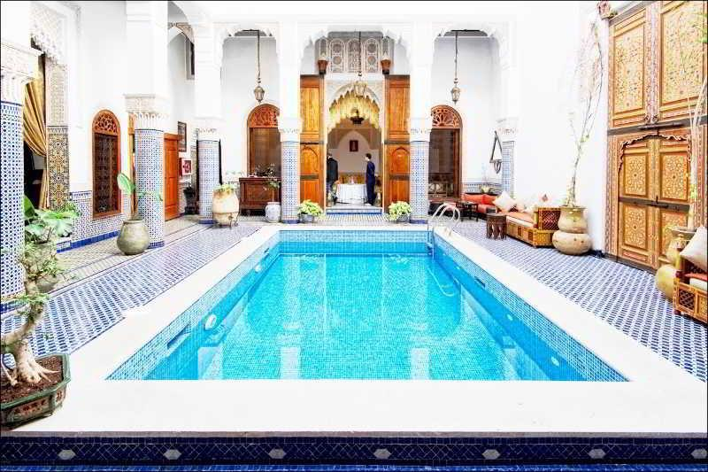 Holidays at Riad El Amine Fes Hotel in Fes, Morocco