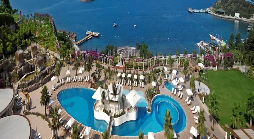 Holidays at Sianji Well Being Resort in Kadikalesi, Turgutreis