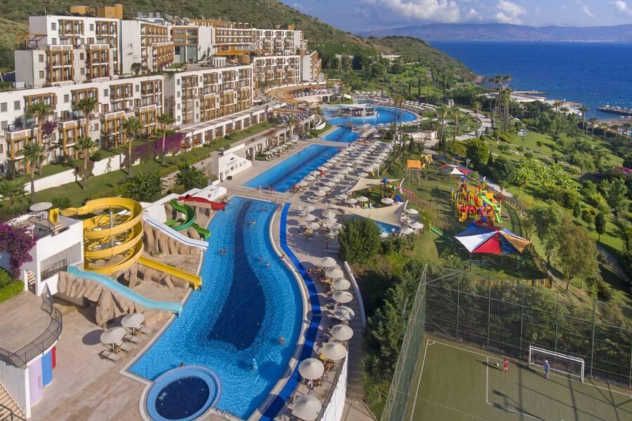 Holidays at Kefaluka Resort Hotel in Akyarlar, Turgutreis