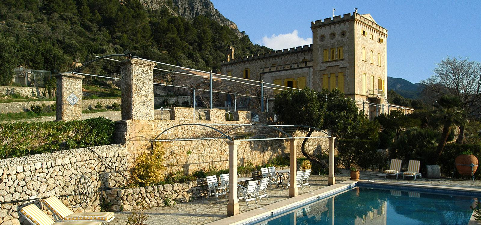 Holidays at Alqueria Blanca Hotel in Bunyola, Majorca