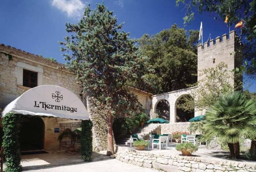 Holidays at L Hermitage Hotel in Orient, Majorca