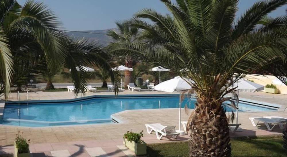 Holidays at Leonidas Hotel and Studios in Lambi, Kos