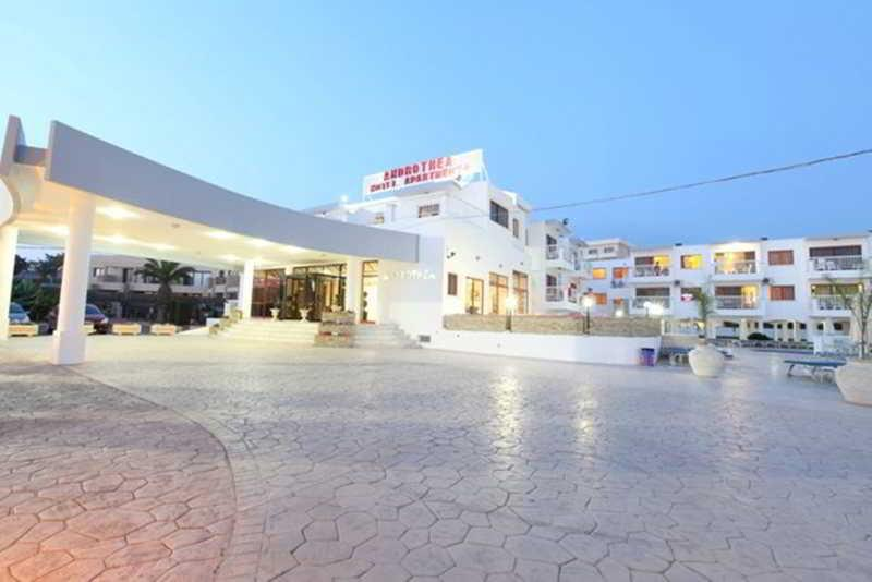 Holidays at Androthea Apartments in Ayia Napa, Cyprus