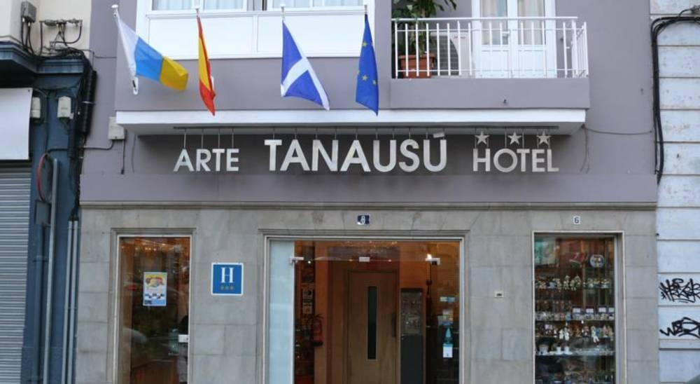Holidays at Tanausu Hotel in Santa Cruz, Tenerife