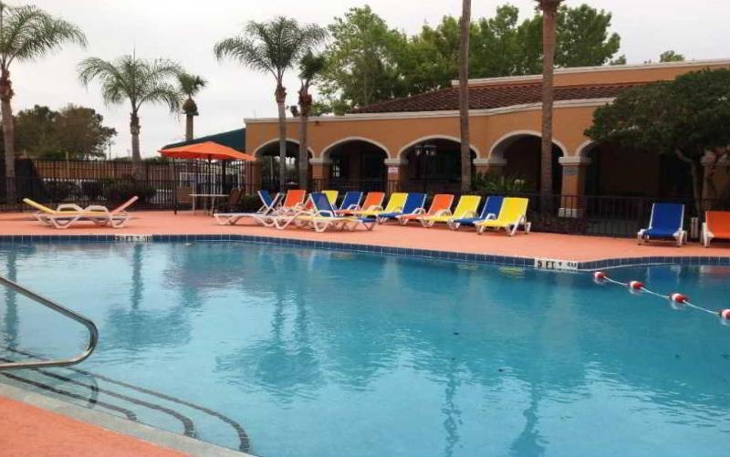 Holidays at Ramada Kissimmee Downtown Hotel in Kissimmee, Florida