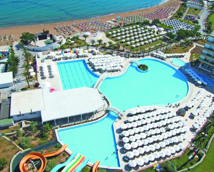 Holidays at Acapulco Beach Club And Resort Hotel in Kyrenia, North Cyprus